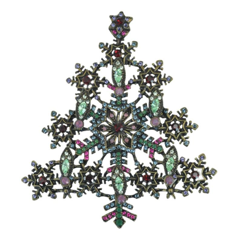 Santa Claus Gift Unique Design Antique Bronze