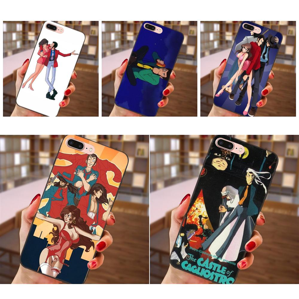 Cellphones & Telecommunications Sincere Lupin The Third Luxury Cool Phone Case For Samsung Galaxy A3 A5 A6 A6s A7 A8 A9 Star Plus 2016 2017 2018