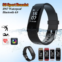 2017 Smart Bracelet Blood Pressure Blood Oxygen Heart Rate Monitor Fitness Tracker Sports Wristband Watch for Android iOS phone