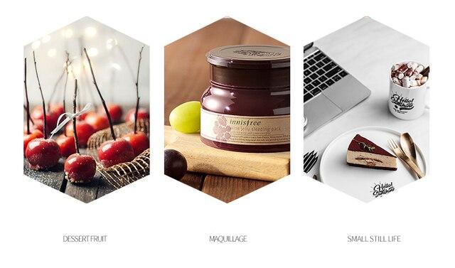 60X90cm PVC doppi lati fondali fotografia impermeabile Premium marmo Texture sfondo per foto cibo gioielli Mini articoli 6