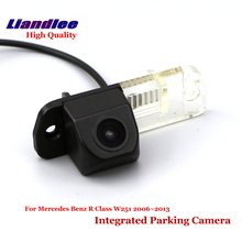 Liandlee For Mercedes Benz R Class W251 2006~2013 Car Rearview Reverse Camera Rear View Backup Parking / Integrated HD