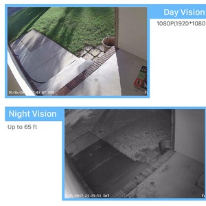 Image 4 - BESDER FHD 1080Pกล้องIP WiFi Securityกล้องกันน้ำ 20M Night Vision MOTION DETECT ONVIF 2.0 P2Pไร้สาย