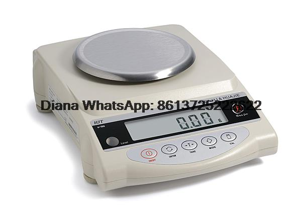 Wholesale! Electronic Banace 1000g-0.01g/10mg precision, Analytical Balance Lab laboratory Digital Scale huangshan 1000g page 1