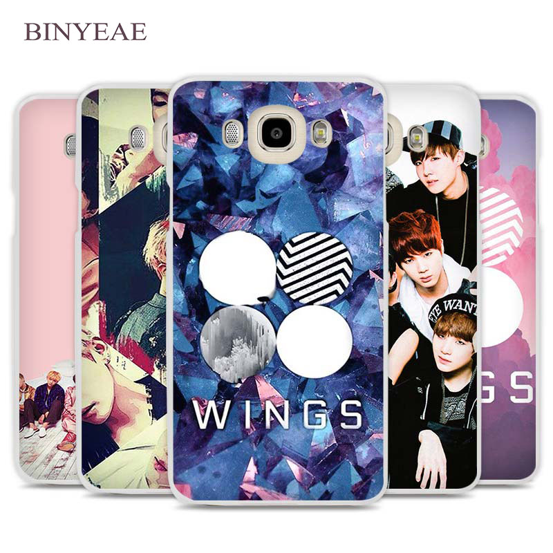 BINYEAE Inequable bts bangtan boys Phone Case Cover for Samsung Galaxy J1 J2 J3 J5 J7 C5 C7 C9 E5 E7 2016 2017 Prime