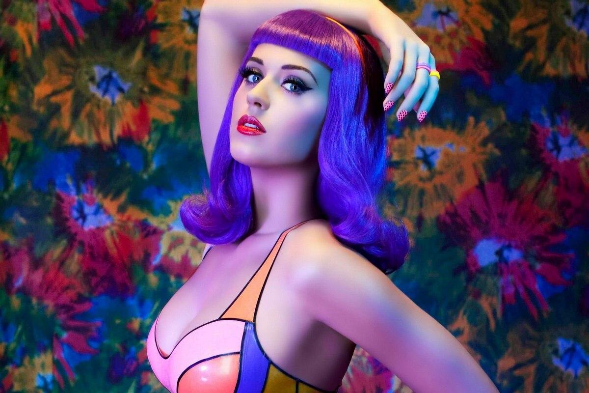 Katy Perry hermosa y sexy chica RW164 Sala hogar pared arte ...