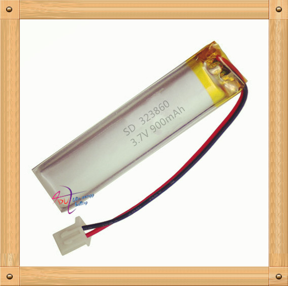 Consumer Electronics Xhr-2p 2.54 900mah In Special Offer 323860 3.7v Lithium Polymer Battery 323861 Point Reading Pen Toys To Have A Long Historical Standing