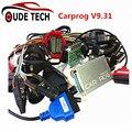 A+++Quality ECU Chip Tuning Tools CARPROG V9.31 Full Sets Car Prog Full Repair Programmer Interface full 21 Adapters
