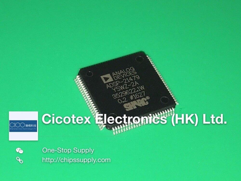AD21479WYSWZ2A02 ADSP-21479YSWZ-2A LQFP100 бесплатная доставка электронные компоненты в исходном adsp bf561sbbz500 ic процессор 500 мгц 297 pbga 561 adsp bf561 1 шт