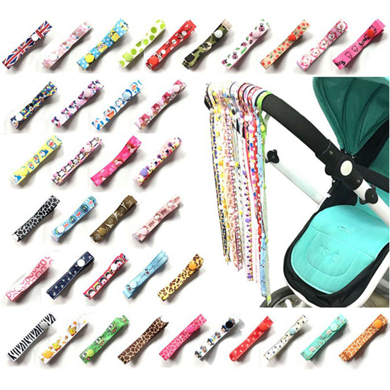 2018 Pacifier Chain Stroller Accessory Strap Holder Toys Saver Fixed Bind Belt Toy Baby Anti-Drop Hanger Belt Lanyard G0038 2017 new plus big size 33 44 black beige brown buckle zip knee high autumn girl lady females warm winter womens boots x1663