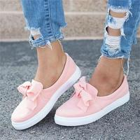 Plus Size 35 4 Moccasins Loafers Women Flats Shoes Soft Slip On Ladies Footwear Female Summer