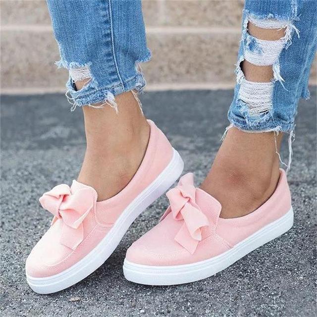 0c81ba00e55 Plus size 35-4 Moccasins Loafers Women Flats Shoes Soft Slip On Ladies Footwear  Female Summer Casual Shoes Women Flats DC247