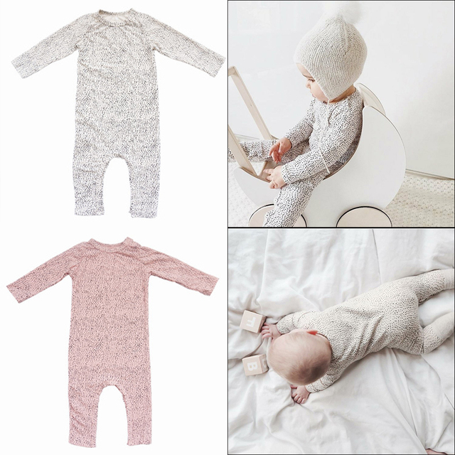 Long Sleeve Baby Rompers Cotton Newborn Clothing Casual Baby Boys Girls Jumpsuits Infant Costume Baby Christmas Onesie Clothes