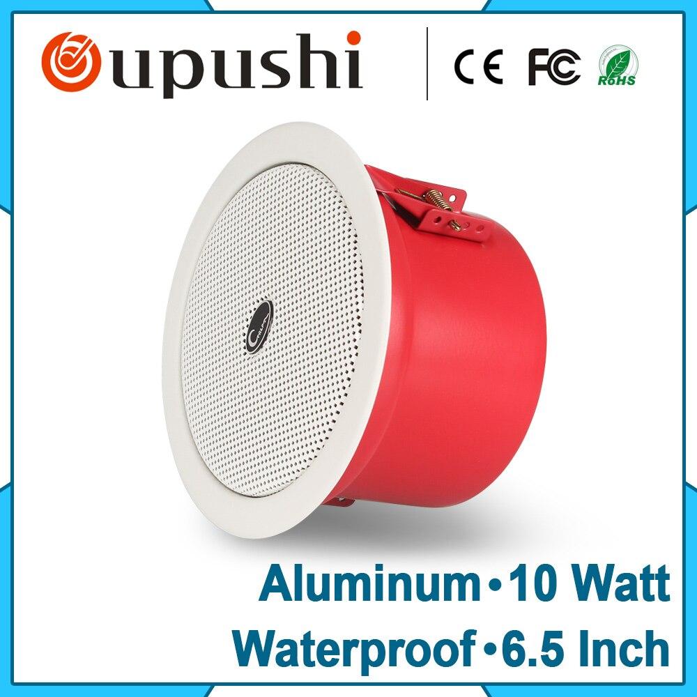 Bathroom ceiling speakers - Hotel Speaker System Waterproof Bathroom Ceiling Speakers 10w Ca202 China Mainland