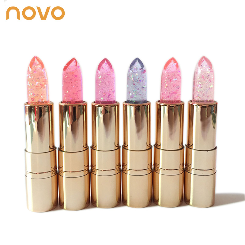 Changing Color Lipsticks Lead