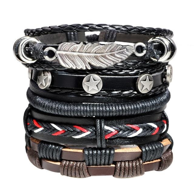 Mens Bracelets Vintage...