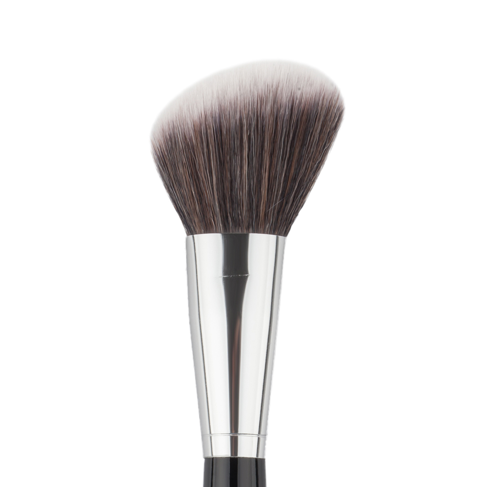 oval foundation makeup brush