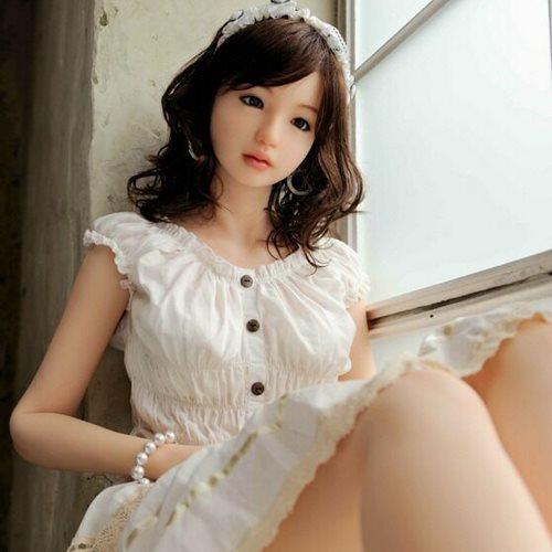 Doll Half Solid Silica Gel Gas Lin Chiling Live Video Fan -3777
