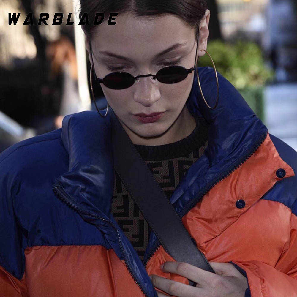 Vintage Small Oval Sunglasses Women Retro Round Metal Frame Steampunk Sunglasses Women Shade UV400 Gafas Oculos de sol 2018