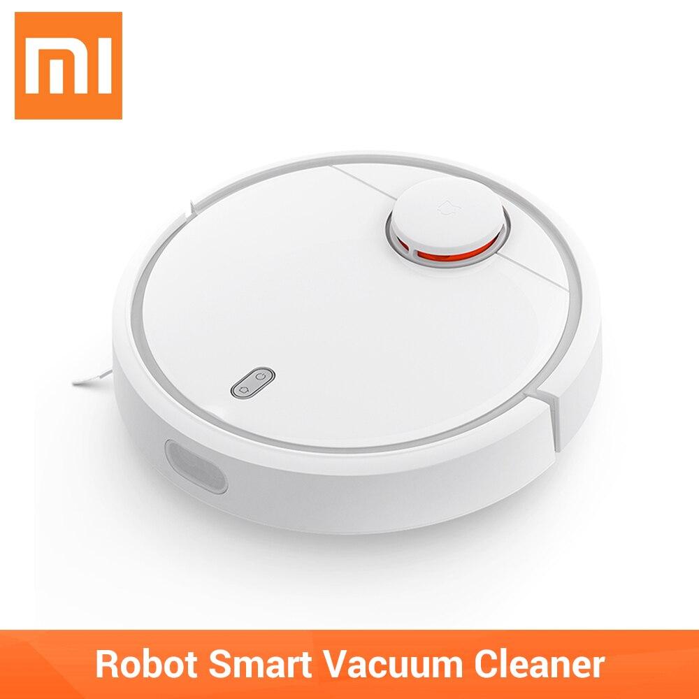 NUOVO Originale Xiao mi mi vuoto mi aspirapolvere robot per la casa automatico spazzare Intelligente Previsto Bagnato Pulire