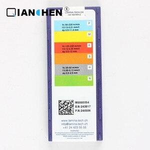 Image 2 - Véritable original de haute qualité haute performance LAMINA TPUN 160308 LT30 (10 pcs/lot) outils de coupe en carbure de tungstène inserts