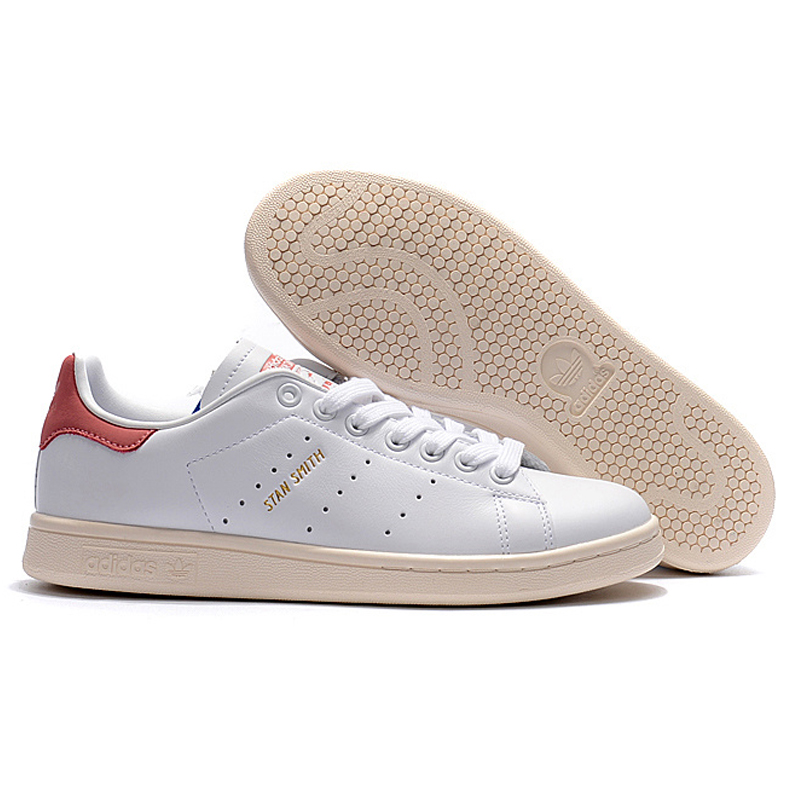 new style 90897 deb71 Adidas Superstar zapatos para caminar de las mujeres, oro y blanco,  transpirable resistente al