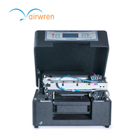 2017 New condition fabric printer for t shirt,garment printing a4 size