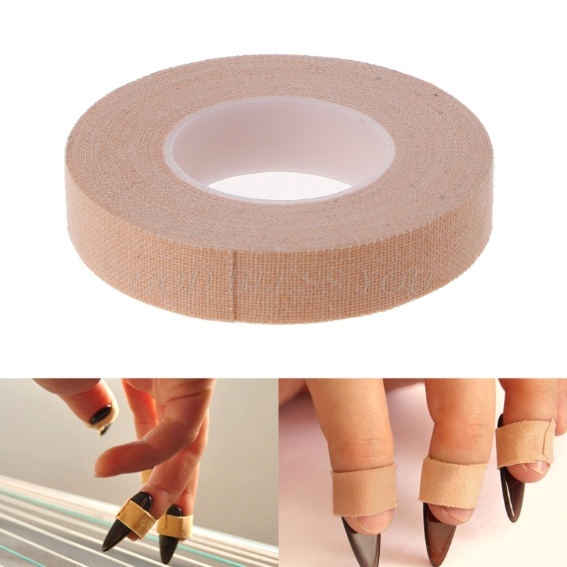500cm Roll Adhesive Tape For Chinese Guzheng Pipa Finger Nails Picks Guzheng Elastoplast