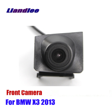 Liandlee AUTO CAM For BMW X3 2013 Front View Camera Grill Embedded ( Not Reverse Rear Parking Camera ) недорго, оригинальная цена