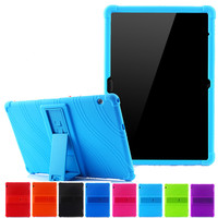 """Shockproof Silicon Case For Huawei MediaPad T5 AGS2 W09/L09/L03/W19 Honor Pad 5 10.1""""Stand cover for huawei mediapad T5 10 case Tablets & e-Books Case     -"""
