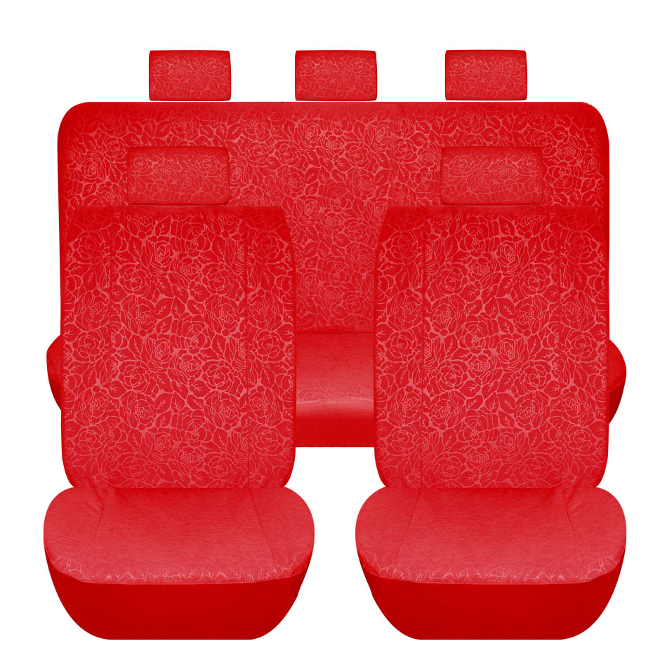 Online Buy Wholesale Red Car Seat Cover From China Red Car