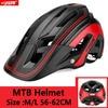 Batfox ciclismo capacete de estrada mountain bike capacete casco mtb ultraleve capacete da bicicleta ciclismo capacete para 17