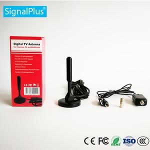 Image 1 - להשיג 25dBi הדיגיטלי DVB T FM מחשב לטלביזיה HDTV Digital Freeview אנטנת אוויר טלוויזיה אלחוטית חיצוני אנטנות מכונית