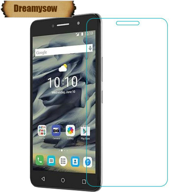 Dreamysow 9H For <font><b>Alcatel</b></font> One Touch <font><b>idol</b></font> 2 3 <font><b>idol</b></font> <font><b>4</b></font> for <font><b>Alcatel</b></font> Pop2 Pop3 Pop <font><b>4</b></font> 4S Tempered Glass Screen Protector Toughened Film