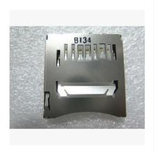 Original New SD Memory Card Slot Holder For Canon 70D Repair Part (Free shipping + Tracking Code)