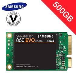 سامسونج 1 تيرا بايت SSD mSATA الحالة الصلبة محرك 250 جيجابايت 500 جيجابايت 860 EVO 6 جيجابايت/ثانية الكمبيوتر المحمول سطح المكتب MLC ديسكو دورو solido HD شحن م...