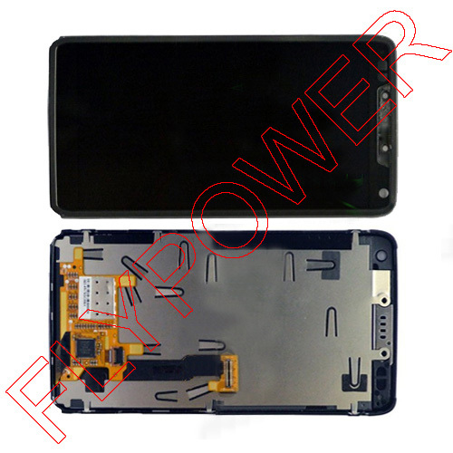 For Motorola RAZA i XT890 XT907 XT905 LCD Touch Screen with Touch Digitizer Glass and Frame Assembly Free Shipping;100% Warranty