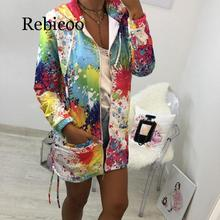 New Fashion Women Long Sleeve Hooded Colorful Jackets Zipper Style Ladies Hoodies Autumn Winter Windbreaker Outwear