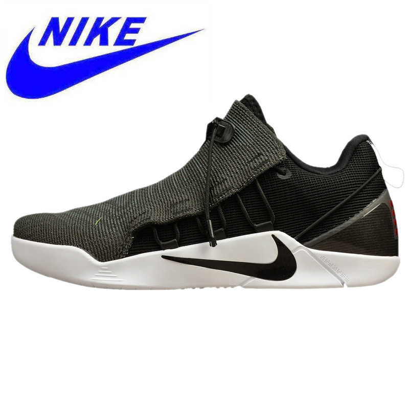 best website 226b7 20737 Original NIKE KOBE A.D. NXT Men s Basketball Shoes, Dark Grey, Shock  Absorbing Abrasion Resistant Breathable Non-slip 882049 007