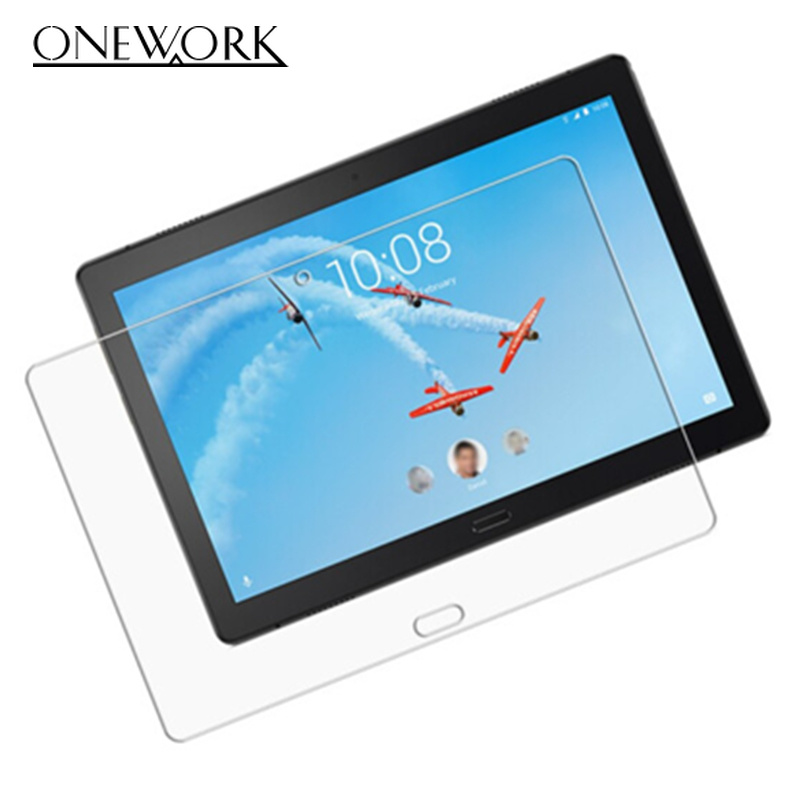 10.1 Inch Tempered Glass Screen Protector Cover Clear Guard For LENOVO Tab3 10