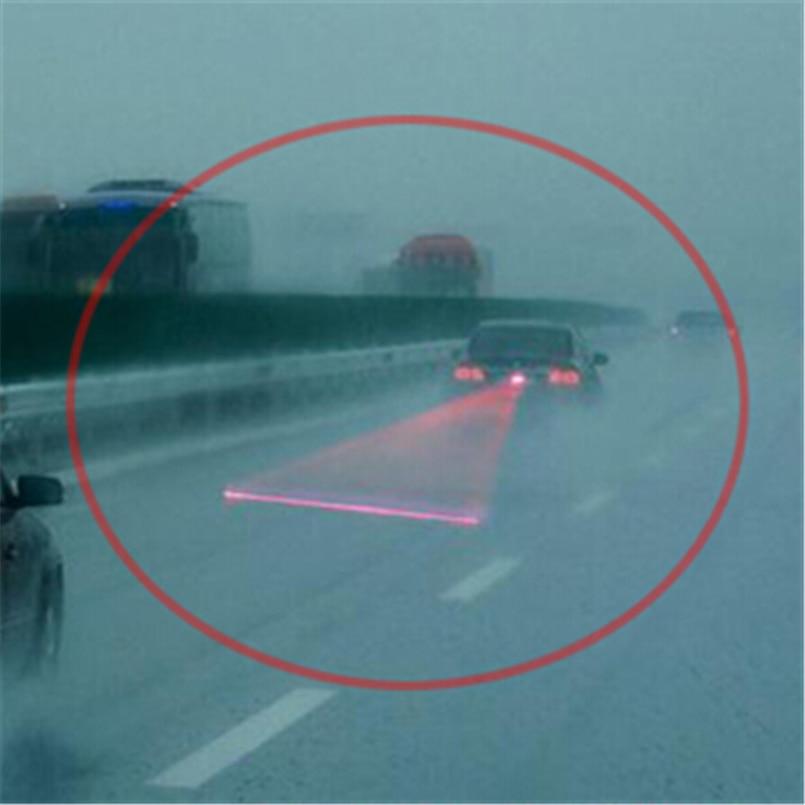 Car Laser Fog Lamp Anti-Fog Light For Toyota Prius Levin Crown Avensis Previa FJ Cruiser Venza Sienna Alphard ZELAS HIACE