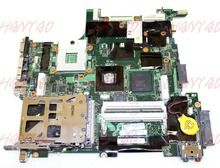 laptop motherboard for lenovo ibm thinkpad t400 r400 gm45 ddr3 42w8125 60y3747 Free Shipping 100% test ok