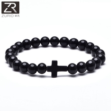 f3887cfd8b90e Buy mens christian bracelets and get free shipping on AliExpress.com