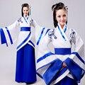 Традиционный китайский народный танец традиция одежда женщин для вентилятора dress династии цин китайский древний танец hanfu косплей костюмы