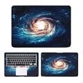 """Galaxy Туманность Helix 3 в 1 Ноутбук Полный Обложка Наклейка для Apple MacBook Air Pro Retina 11 """"13"""" 15 """"ноутбук Этикета Кожи"""