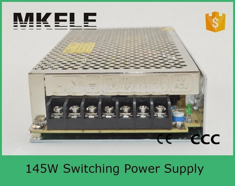 cheap price 145w S-145-5 25A CE approved universal input voltage wide range single output universal switching power supplies ce 101 r5 145 петербург