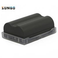 SUNGO Batterie EN EL3E EN EL3E ENEL3E Li Ion Battery Car Kit For Nikon D70 D70S