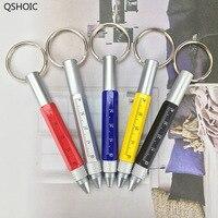100 قطعة/المجموعة/المجموعة الإبداعية القرطاسية متعددة الوظائف الكرة القلم لوحة المفاتيح أداة القلم مقياس أداة