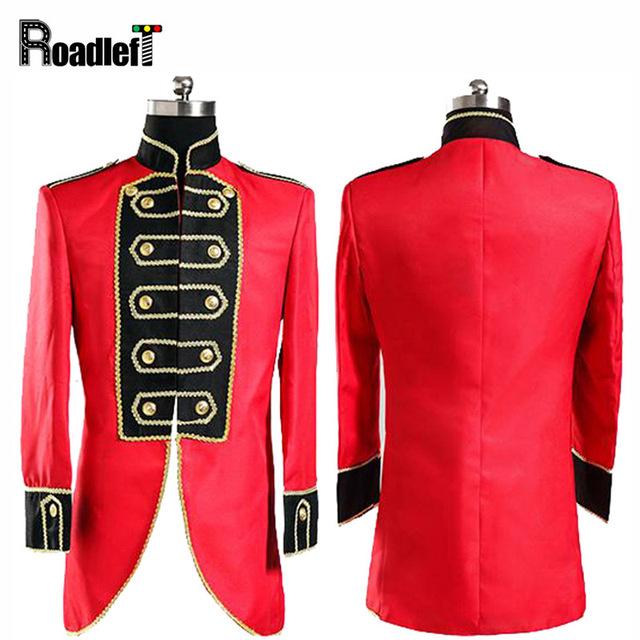 Palácio Real do sexo masculino roupas slim fit blazer vestido formal roupas masculinas vermelho Homens jaqueta de terno ternos de casamento pequena cauda de andorinha smoking