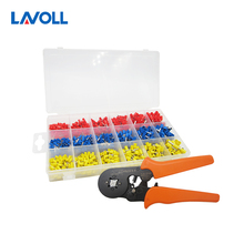 990pcs E0508 E7508 E1008 E1508 E2508E4009 kit electrical terminals insulated terminals kit with multi crimping tool hands pliers vh5 101 new generation of energy saving crimping pliers non insulated terminals japanese multi tool tool hands