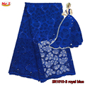 Mr.Z Latest Lace Guipure Fabric African Cord Lace Fabrics High Quality 2017 Guipure Beaded Lace Fabric With Stones For Women